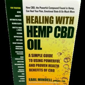Healing with Hemp CBD Oil A
