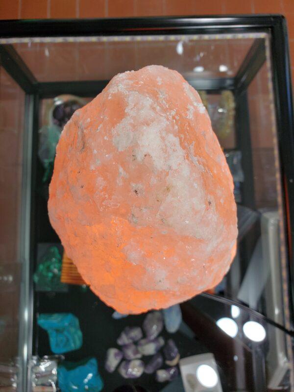 Himalayan Salt Lamp LRG H