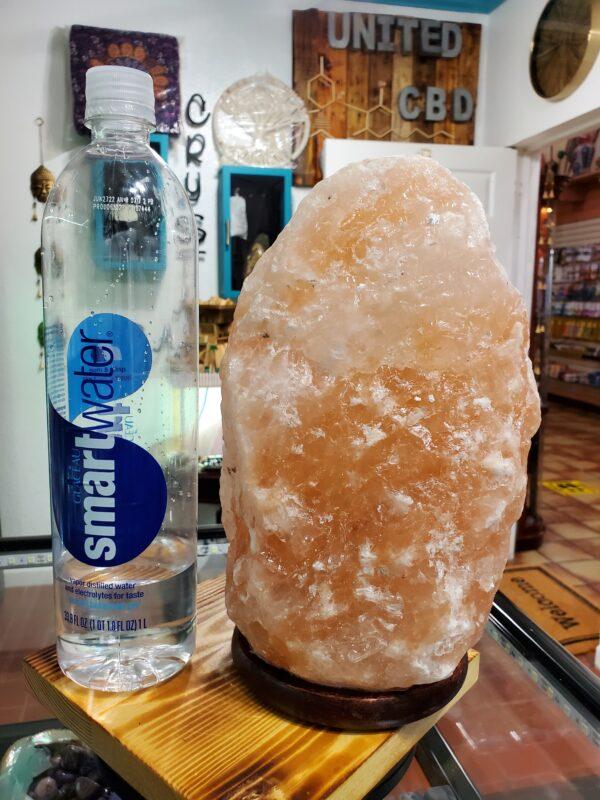 Himalayan Salt Lamp LRG K