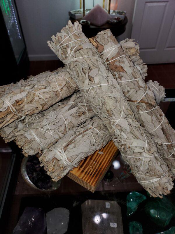 LRG White Sage Bundle A 1