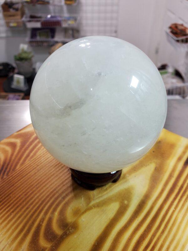 Green Calcite Sphere #1 H